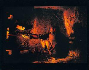 Tim Hurn fire pit